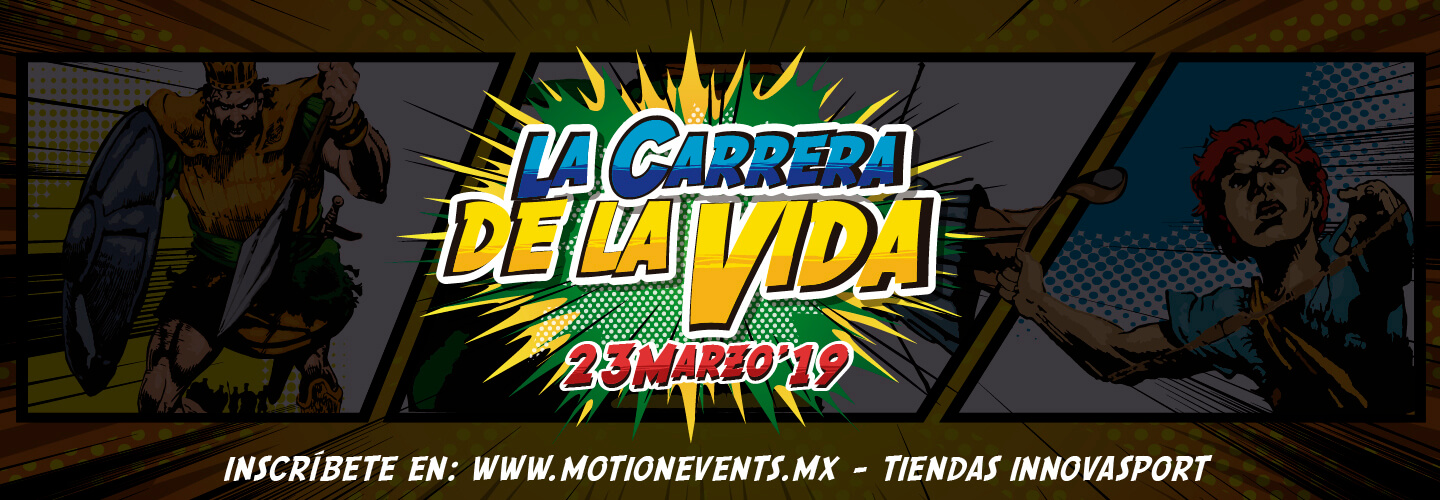 Motionevents Carrera De La Vida