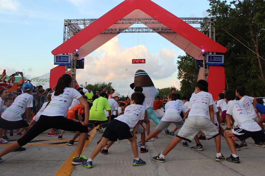 Carrera Caf Corrida Financiera De Motionevents