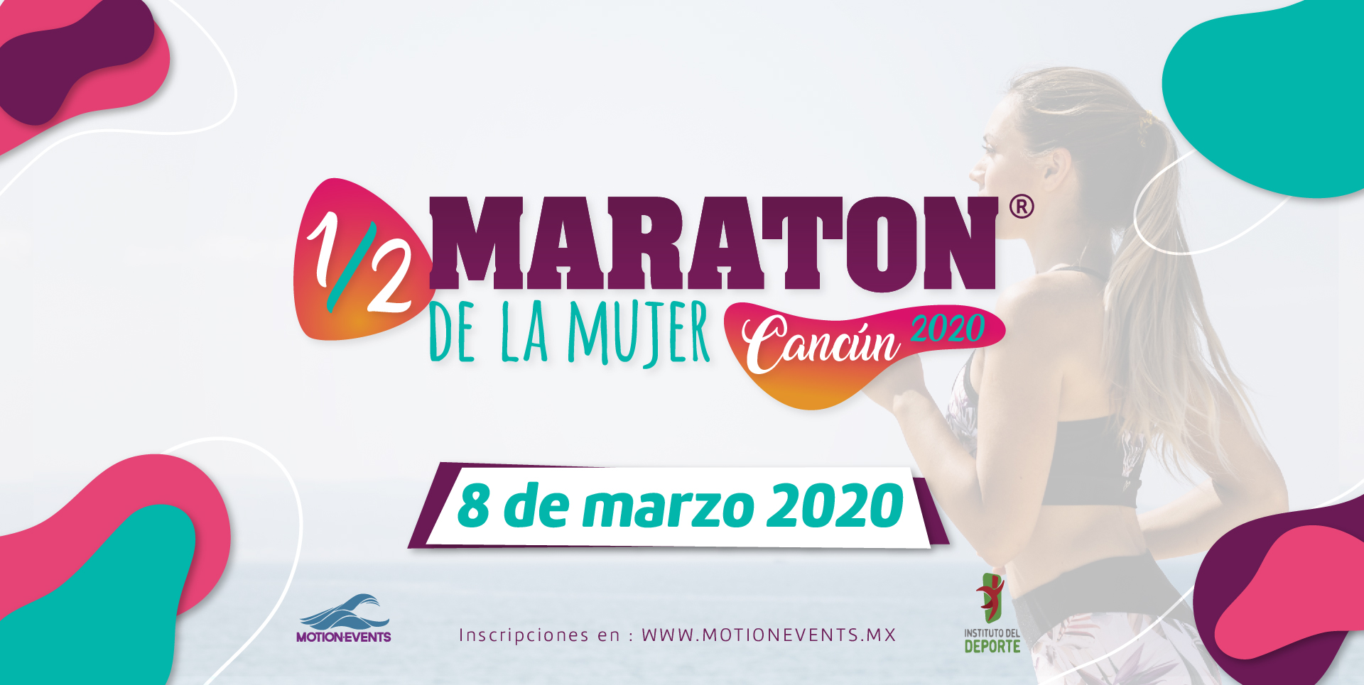 Carrera Para La Mujer Medio Maraton 2020