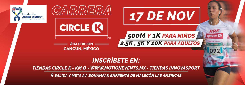 Segunda Carrera Circle K