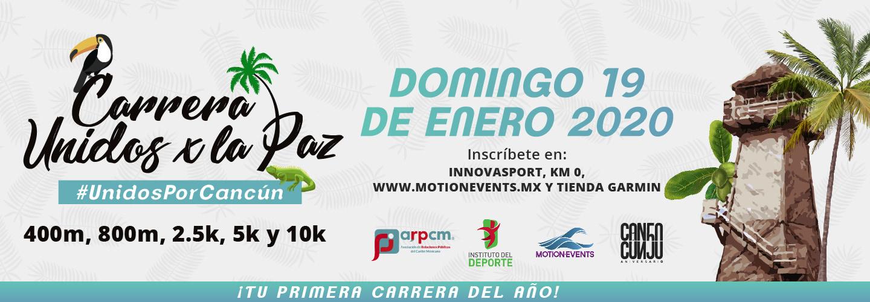 Novena Carrera Unidos Por La Paz 2020