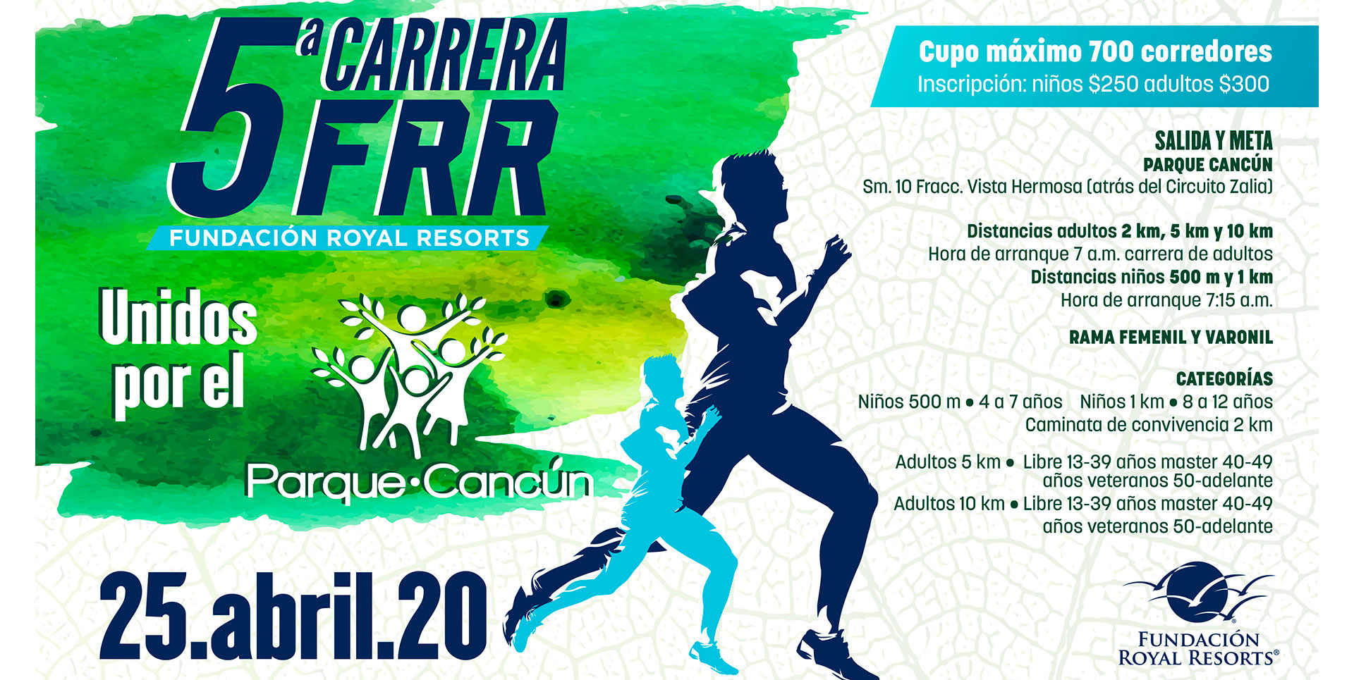 Carrera 5ta Royal Resorts