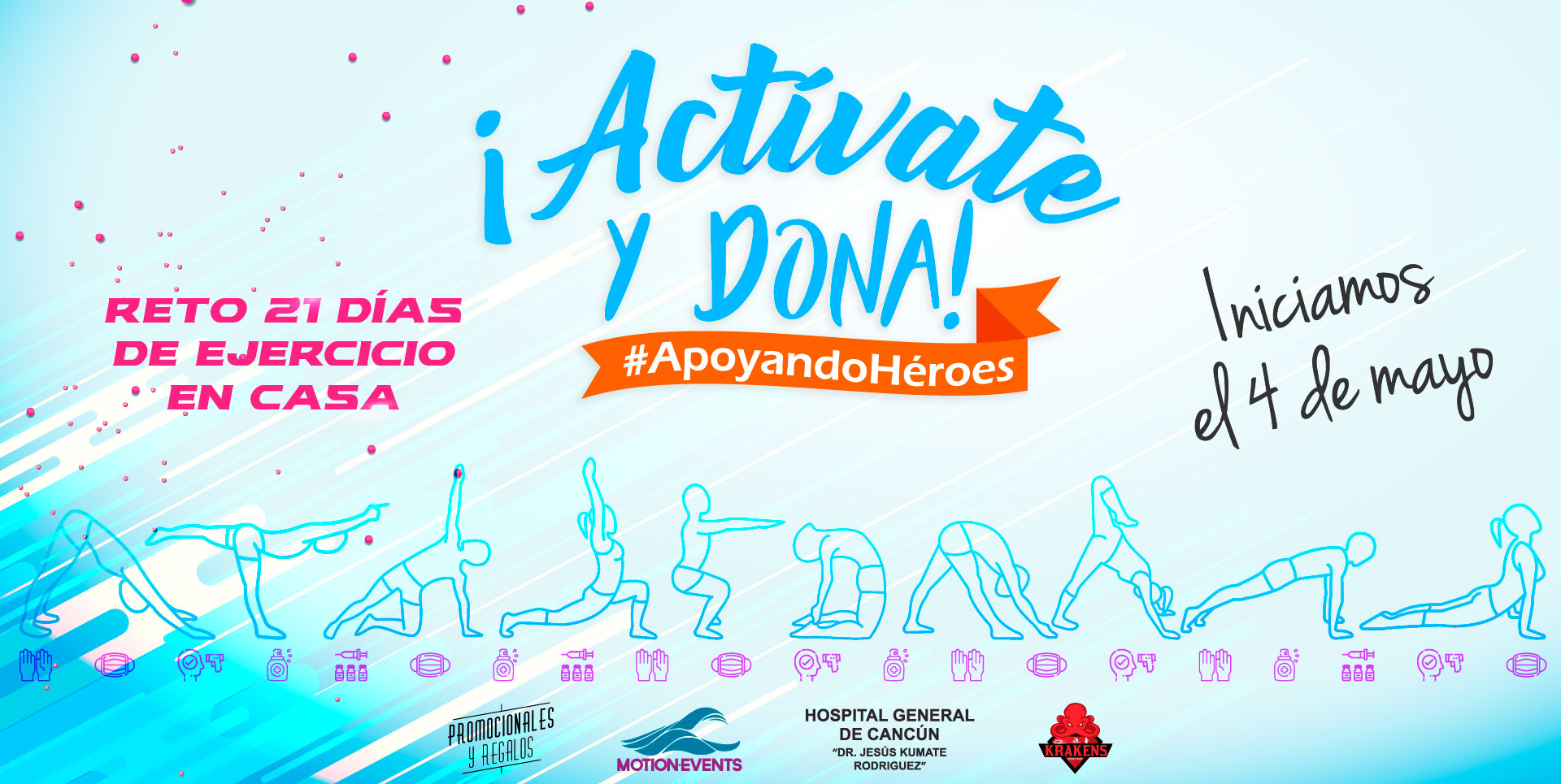 Activate Y Dona