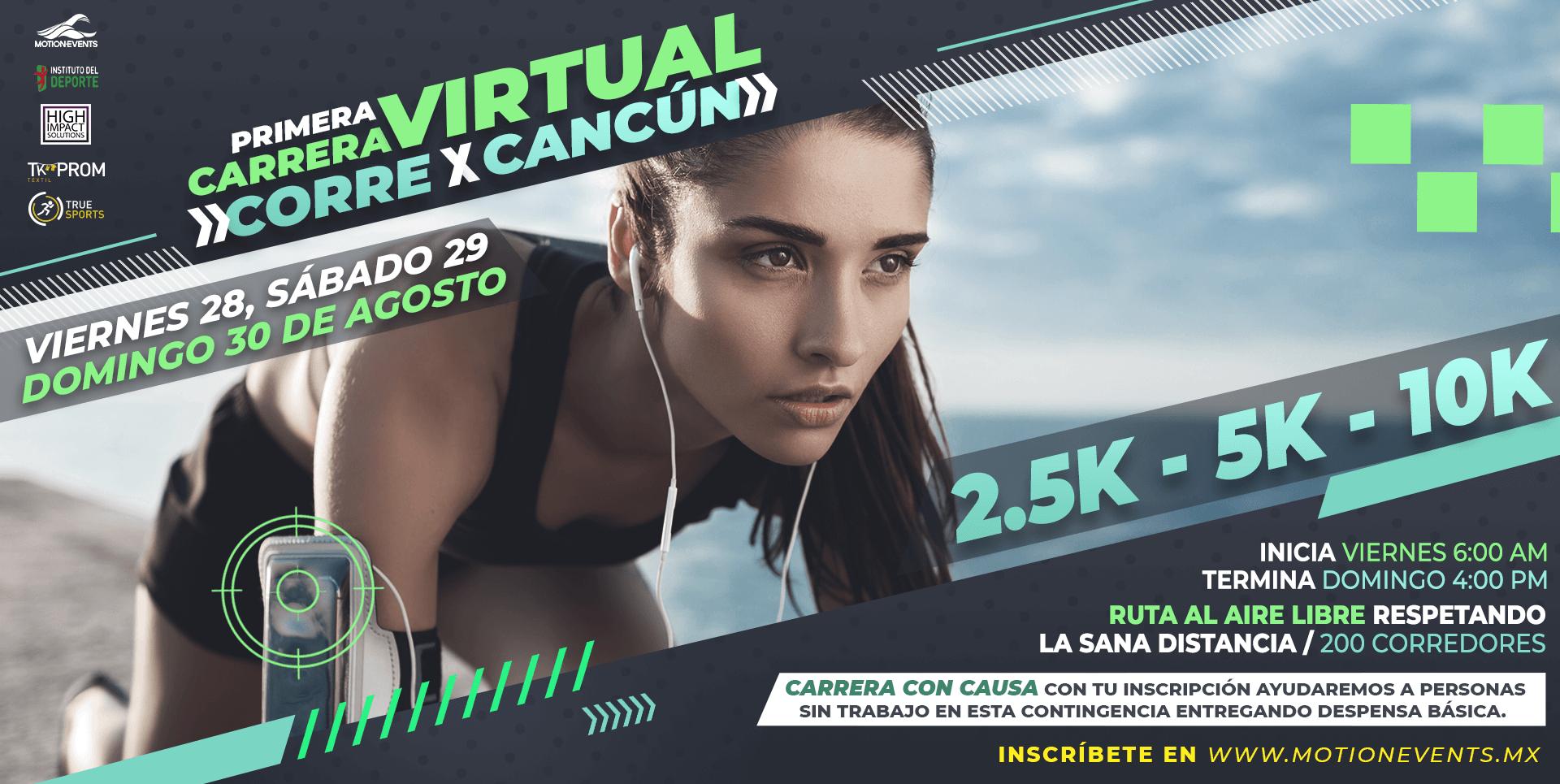 Carrera Virtual En Motion Events